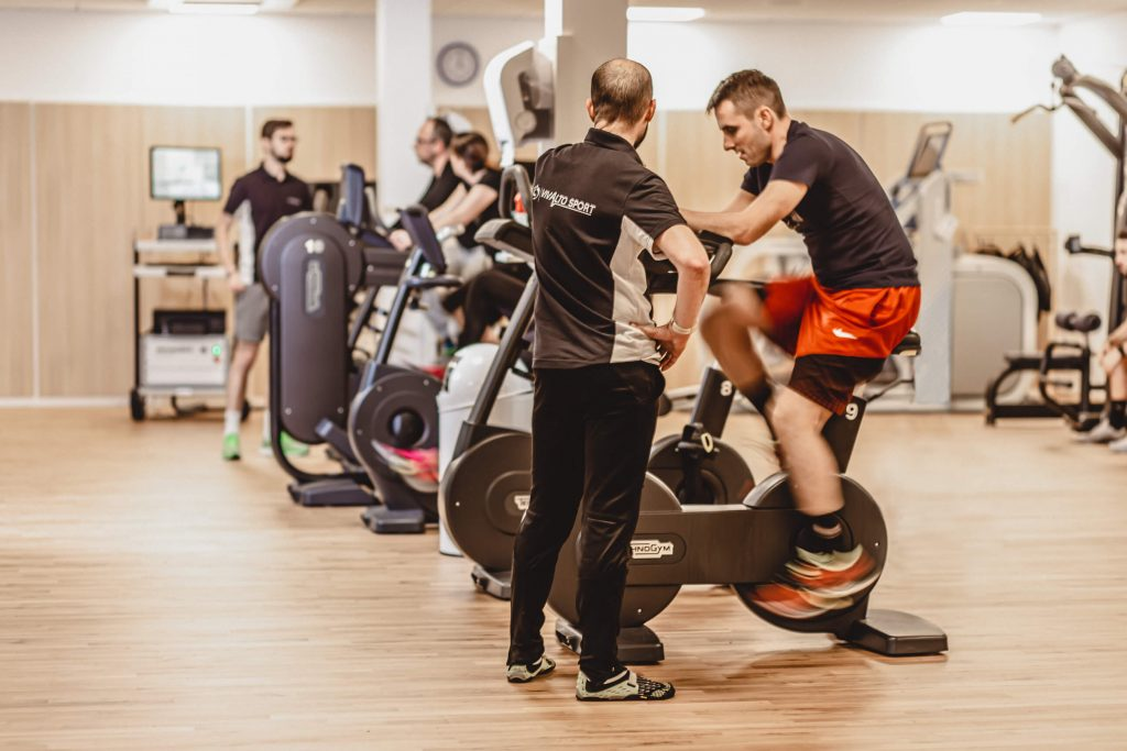 Réalisez un bilan musculaire et proprioceptif pour connaître vos capacités physiques.